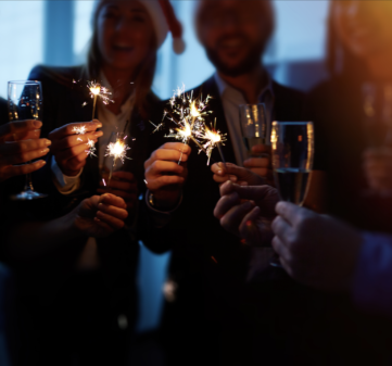 In Charge of Planning the Company Holiday Party?