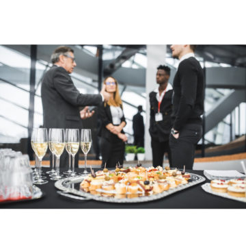 Why Corporate Catering is a Smart Choice