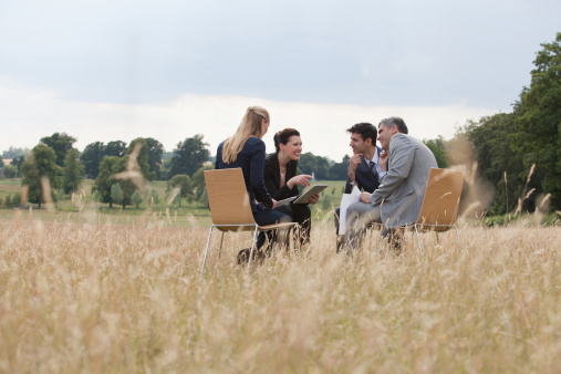 Tired Corporate Meetings Need an Off-Site Upshot
